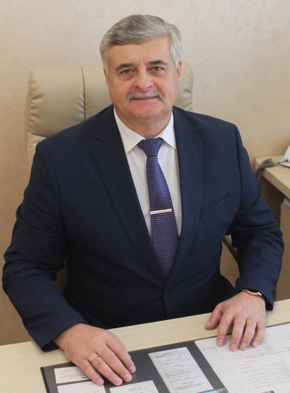 Сергей Сергеевич Штронда, председатель Дорпрофжел на Красноярской железной дороге