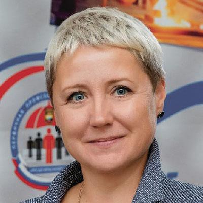 Галина КУДРЯШОВА